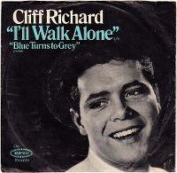 Cover Cliff Richard - I'll Walk Alone