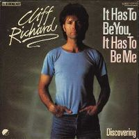 Cover Cliff Richard - It Has To Be You, It Has To Be Me
