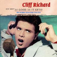 Cover Cliff Richard - Just About As Good As It Gets! The Original Recordings 1958-1959