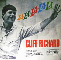 Cover Cliff Richard - La-La-La-La-La