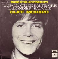 Cover Cliff Richard - La ballade de Baltimore