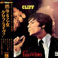 Cover Cliff Richard - Live At The Talk Of The Town