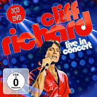 Cover Cliff Richard - Live In Concert