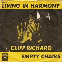 Cover Cliff Richard - Living In Harmony