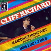 Cover Cliff Richard - London ist nicht weit