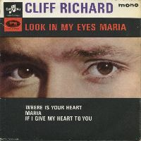 Cover Cliff Richard - Look In My Eyes, Maria
