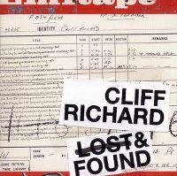 Cover Cliff Richard - Lost & Found