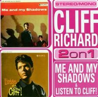 Cover Cliff Richard - Me And My Shadows & Listen To Cliff!