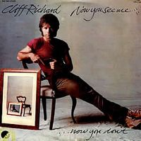 Cover Cliff Richard - Now You See Me... Now You Don't