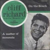 Cover Cliff Richard - On The Beach