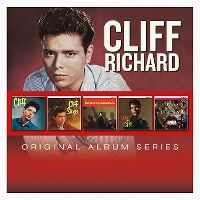 Cover Cliff Richard - Original Album Series