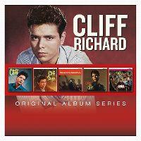 Cover Cliff Richard - Original Album Series