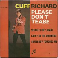 Cover Cliff Richard - Please Don't Tease