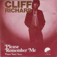 Cover Cliff Richard - Please Remember Me
