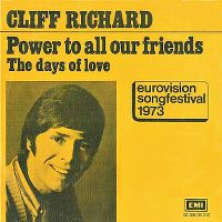 Cover Cliff Richard - Power To All Our Friends
