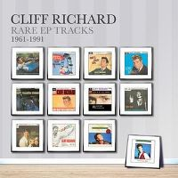 Cover Cliff Richard - Rare EP Tracks 1961-1991