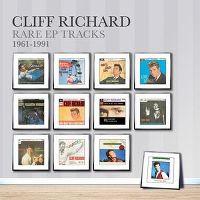 Cover Cliff Richard - Rare EP Tracks 1961-1991