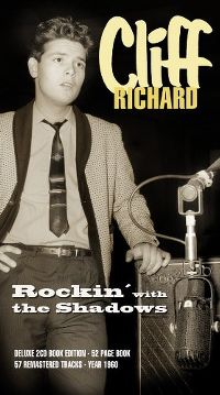 Cover Cliff Richard - Rockin' With The Shadows