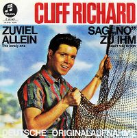 "Cover Cliff Richard - Sag ""No"" zu ihm"