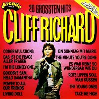 Cover Cliff Richard - Seine 20 grössten Hits