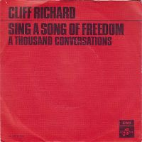 Cover Cliff Richard - Sing A Song Of Freedom