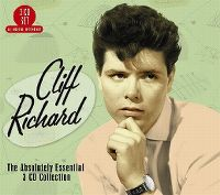 Cover Cliff Richard - The Absolutely Essential 3 CD Collection