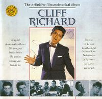 Cover Cliff Richard - The Definitive Film & Musical Album