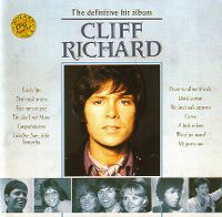 Cover Cliff Richard - The Definitive Hit Album