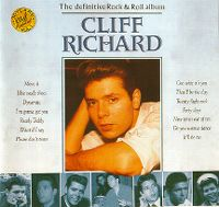 Cover Cliff Richard - The Definitive Rock & Roll Album