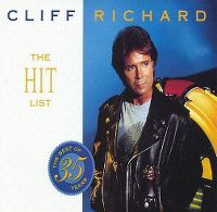 Cover Cliff Richard - The Hit List - The Best Of 35 Years