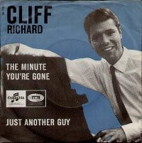 Cover Cliff Richard - The Minute You're Gone