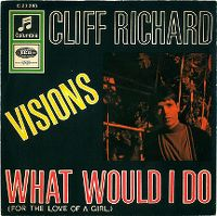 Cover Cliff Richard - Visions