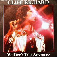 Cover Cliff Richard - We Don't Talk Anymore