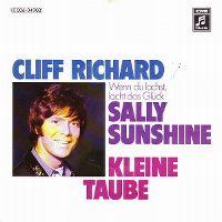 Cover Cliff Richard - Wenn du lachst, lacht das Glück Sally Sunshine