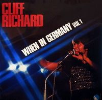 Cover Cliff Richard - When In Germany Vol. 1