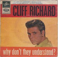 Cover Cliff Richard - Why Don't They Understand