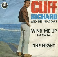 Cover Cliff Richard - Wind Me Up (Let Me Go)
