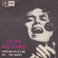 Cover Cliff Richard - Wind Me Up (Let Me Go)