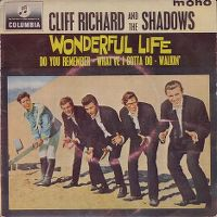Cover Cliff Richard - Wonderful Life
