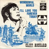 Cover Cliff Richard - Wonderful World