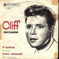 Cover Cliff Richard - Y'arriva