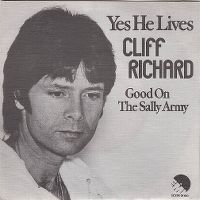 Cover Cliff Richard - Yes He Lives