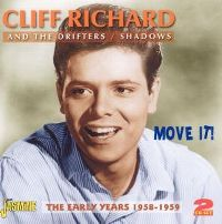 Cover Cliff Richard And The Drifters / Shadows - Move It!