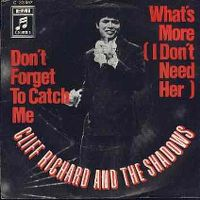Cover Cliff Richard And The Shadows - Don't Forget To Catch Me