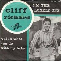 Cover Cliff Richard And The Shadows - I'm The Lonely One