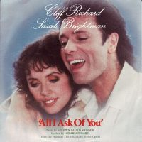 Cover Cliff Richard & Sarah Brightman - All I Ask Of You