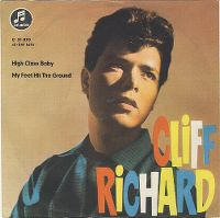 Cover Cliff Richard & The Drifters - High Class Baby