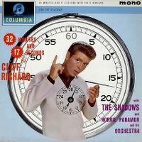 Cover Cliff Richard & The Shadows - 32 Minutes And 17 Seconds With Cliff Richard