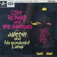 Cover Cliff Richard & The Shadows - Aladdin And His Wonderful Lamp