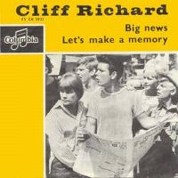 Cover Cliff Richard & The Shadows - Big News